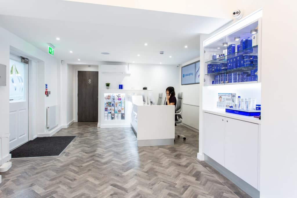 Aesthetic clinic close to marlow beacon